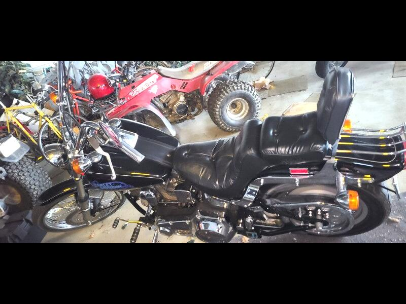 Harley-Davidson FXSTC  1989