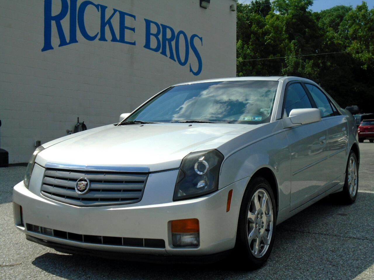 Cadillac CTS 4dr Sdn 2003