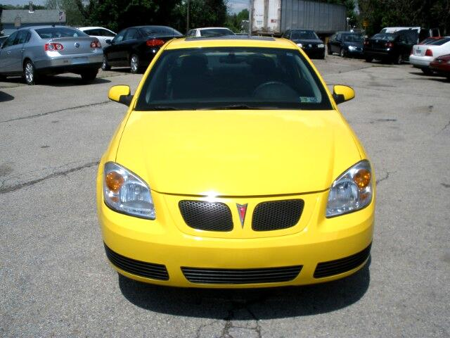 2007 Pontiac G5 Coupe