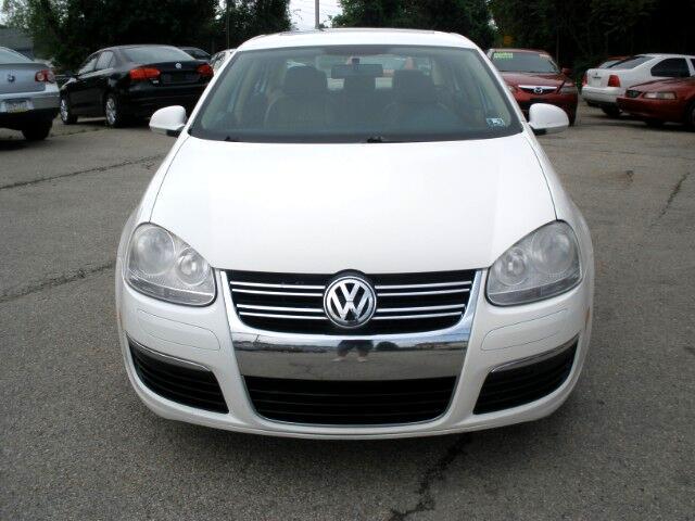 2007 Volkswagen Jetta 2.5L w/ Pkg. 2 & Sunroof
