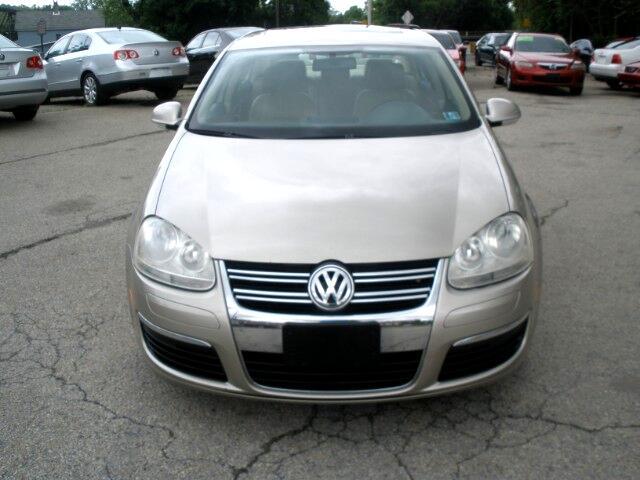 2006 Volkswagen Jetta 2.5L PZEV