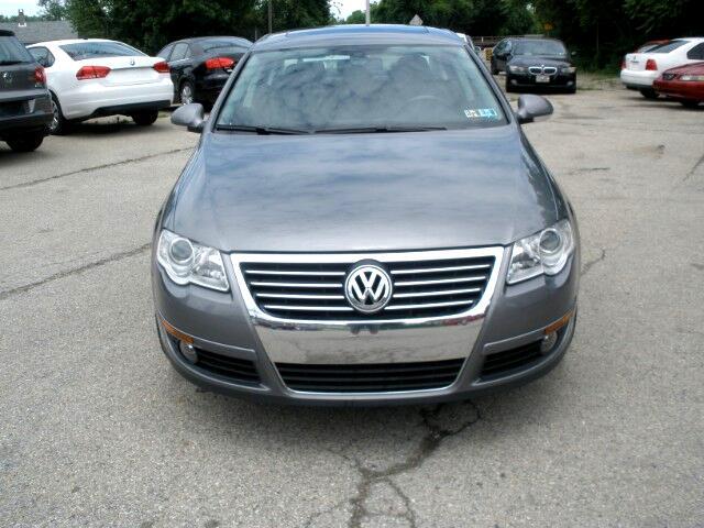 2008 Volkswagen Passat Lux