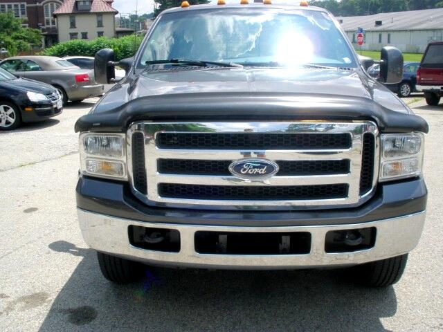 2007 Ford F-250 SD FX4 SuperCab Long Bed 4WD