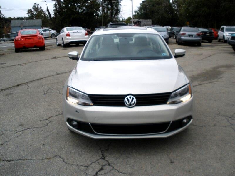 2011 Volkswagen Jetta SEL PZEV