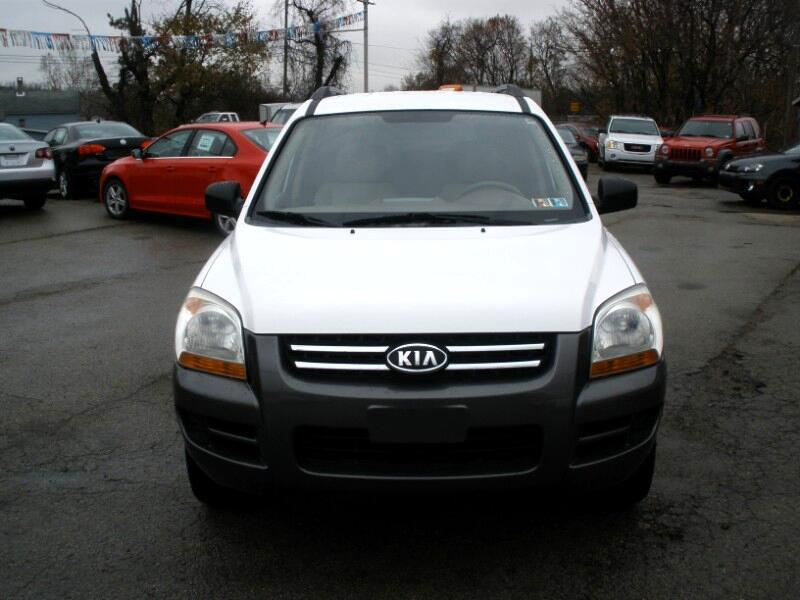 2008 Kia Sportage EX V6 4WD