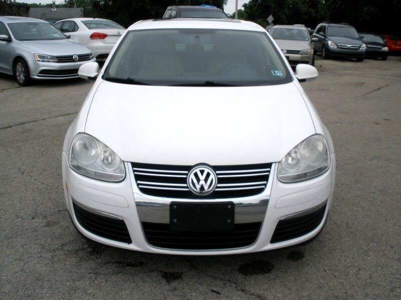 2009 Volkswagen Jetta SE PZEV