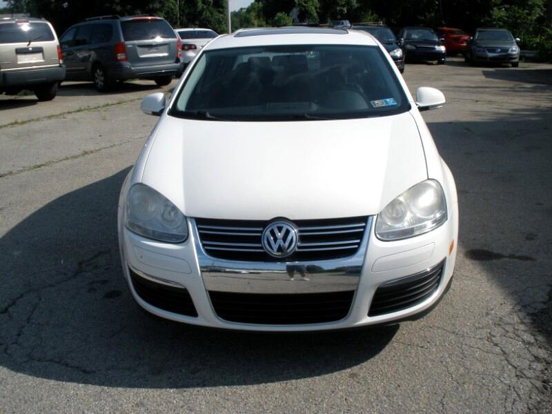 2008 Volkswagen Jetta SE PZEV