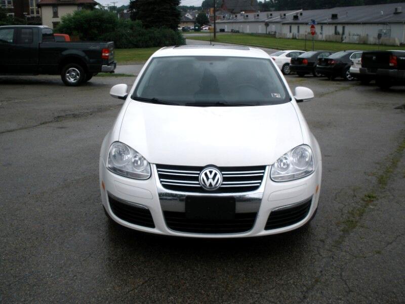 2010 Volkswagen Jetta SEL PZEV