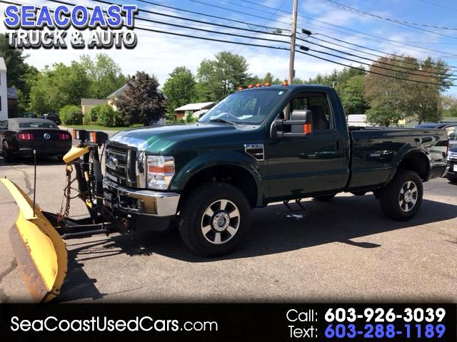 2009 Ford F-350 SD XLT 4WD