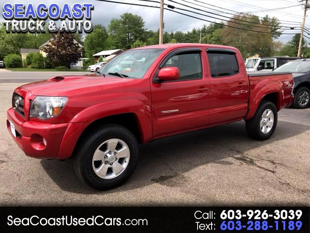 2009 Toyota Tacoma TRD Sport Double Cab 5' Bed V6 4x4 AT (Natl)