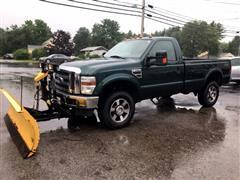 2009 Ford F-350 SD