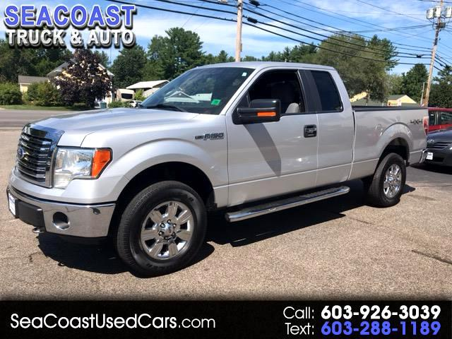 2012 Ford F-150 XLT 4WD SuperCab 6.5' Box