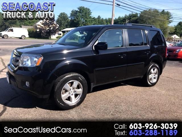 2011 Honda Pilot EX w/ Leather and DVD