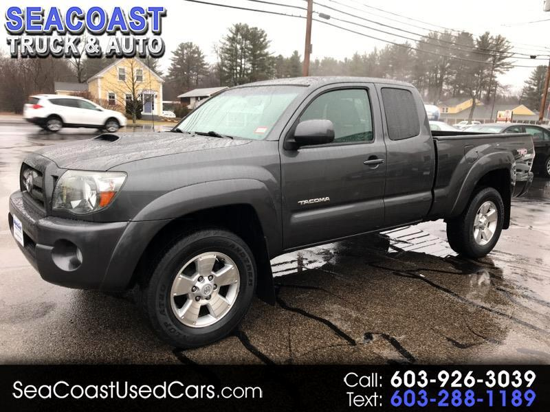 2009 Toyota Tacoma TRD Sport Access Cab 6' Bed V6 4x4 AT (Natl)