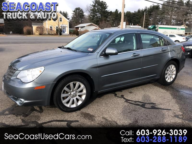 2010 Chrysler Sebring Limited Sedan