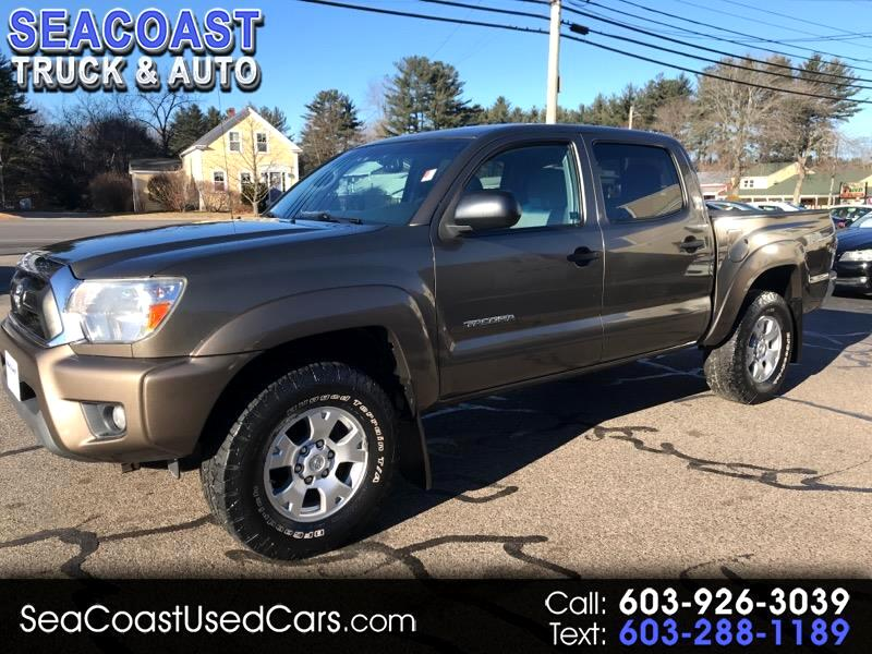 2012 Toyota Tacoma 4WD Double Cab V6 AT TRD Off Road (Natl)