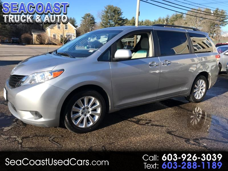 2011 Toyota Sienna LE AWD 7-Pass V6