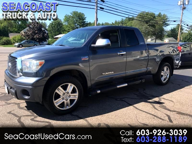 2010 Toyota Tundra Limited 5.7L Double Cab 4WD