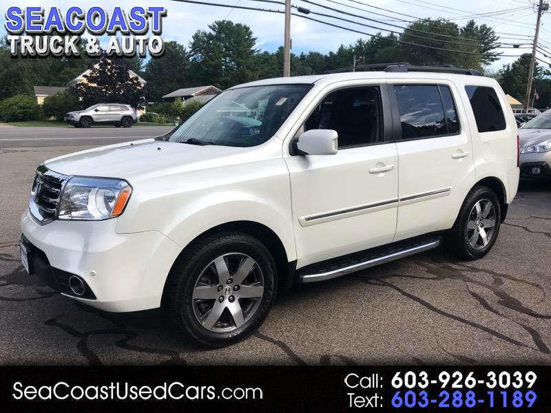 2015 Honda Pilot Touring 4WD with DVD