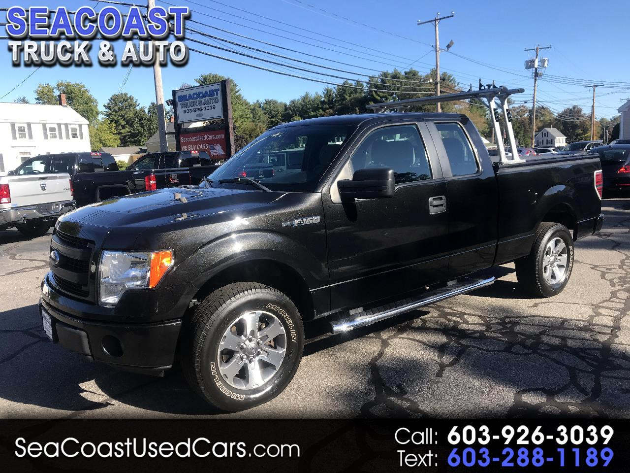 2013 Ford F-150 STX SuperCab 4WD