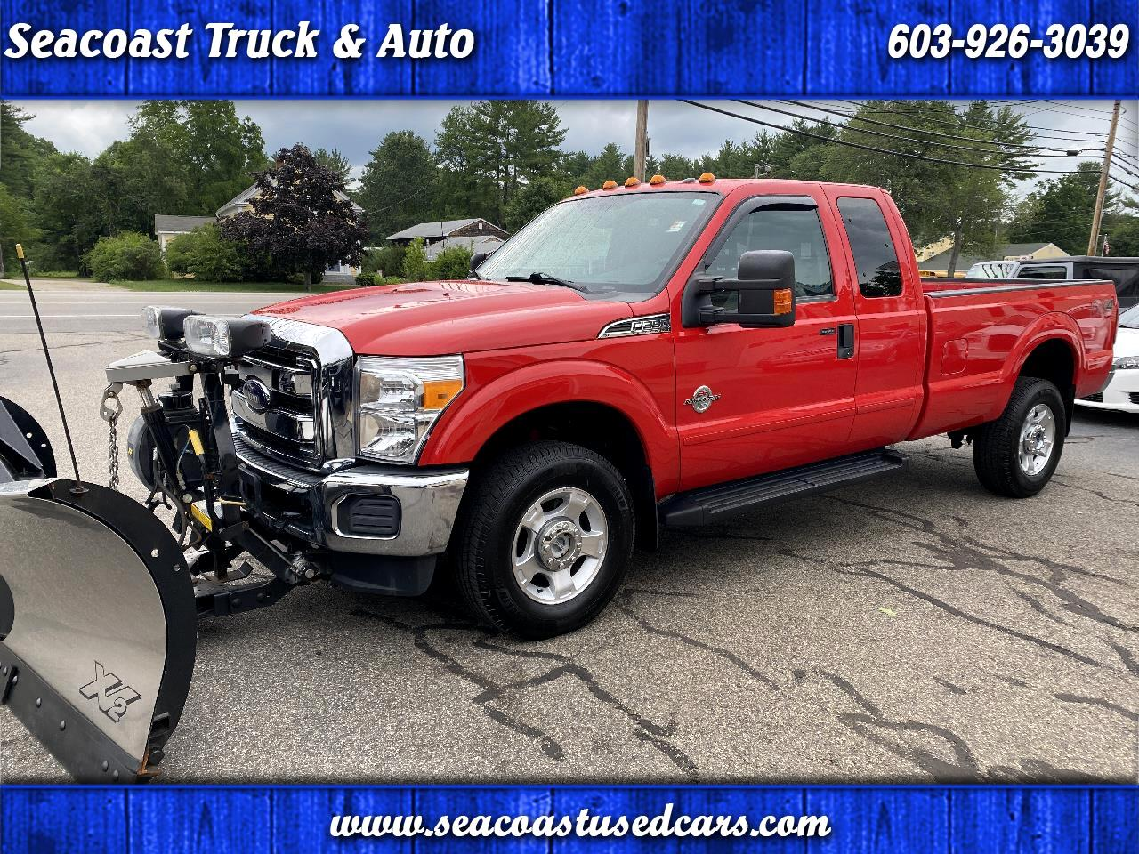 Ford F-350 SD XLT SuperCab Long Bed 4WD 2016