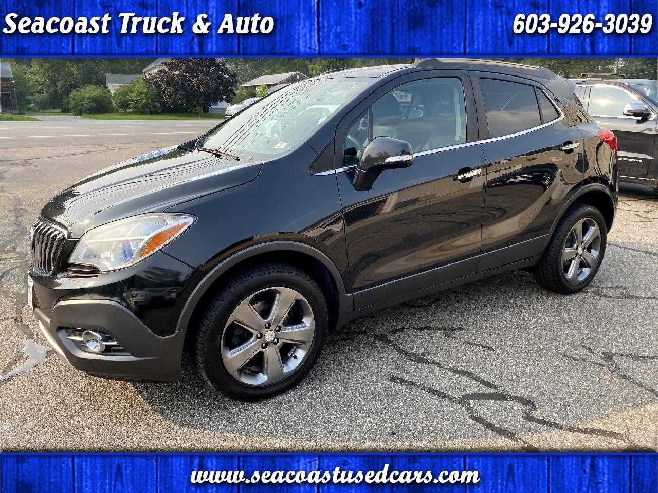 Buick Encore Leather AWD 2014