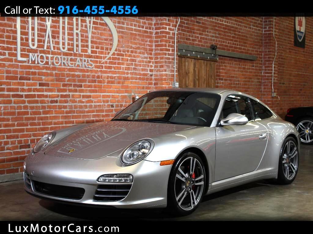 2012 Porsche 911 Carrera 4S Coupe
