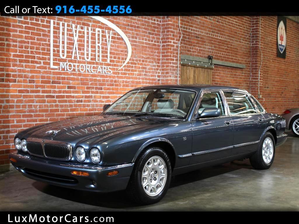 2000 Jaguar XJ Sedan XJ8 L