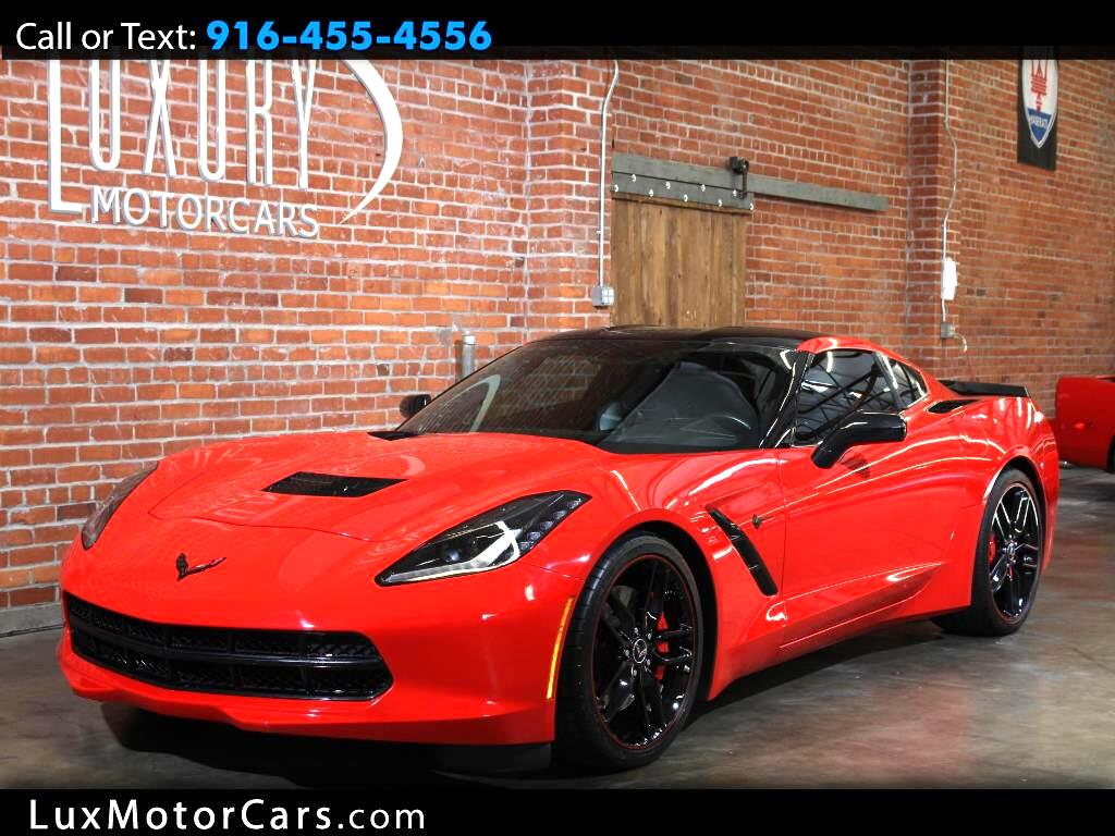 2014 Chevrolet Corvette Stingray Z51 2LT Coupe Automatic