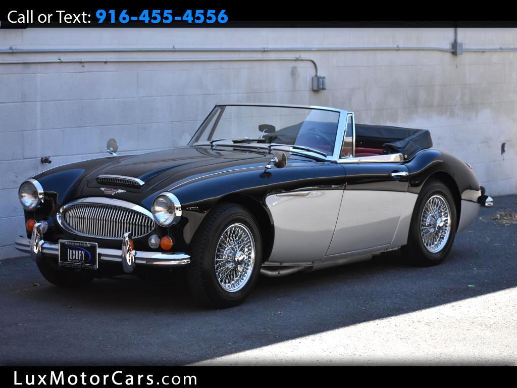 1966 Austin-Healey 3000 Mark III