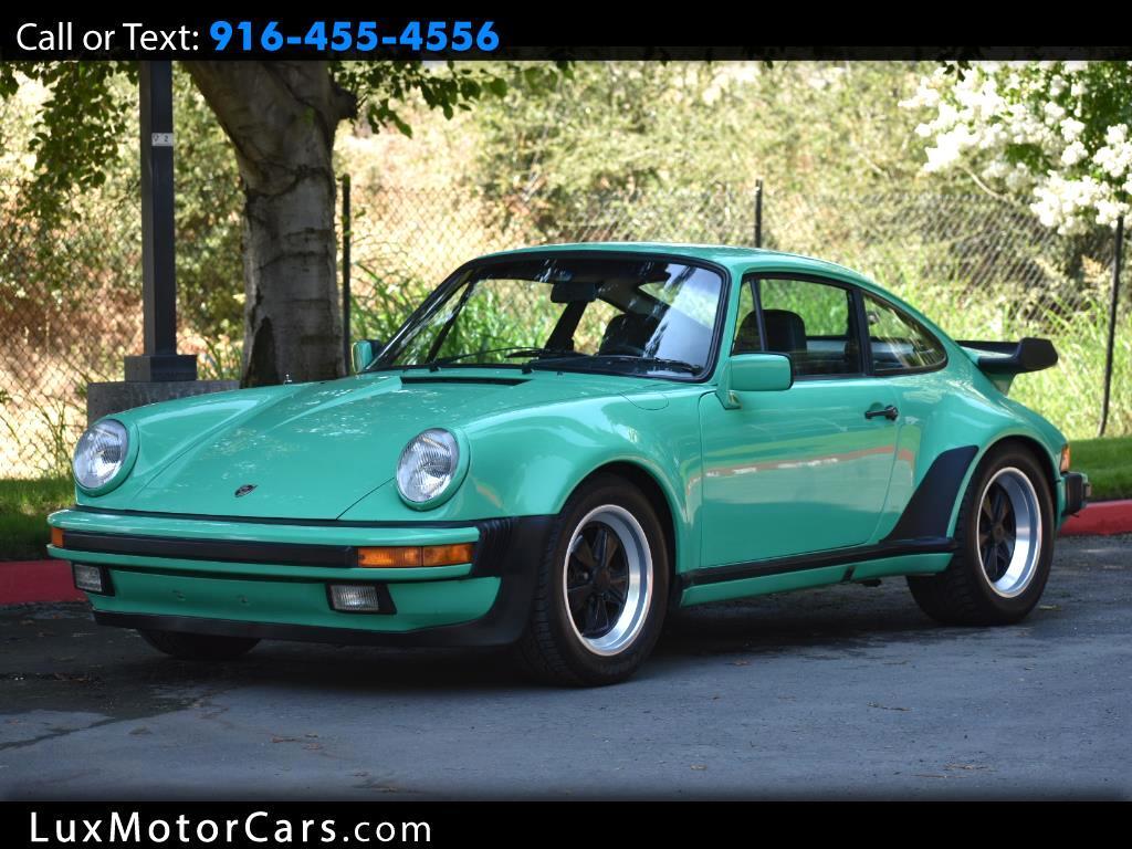 1974 Porsche 911 2dr Coupe