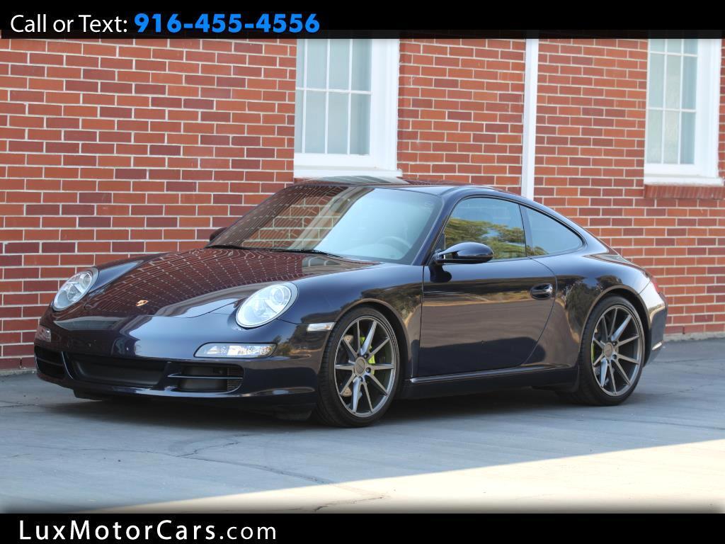 2006 Porsche 911 2dr Coupe