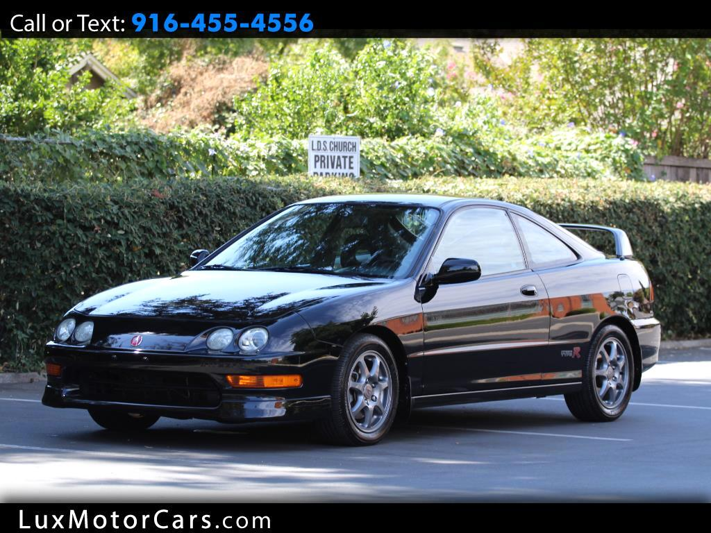 2001 Acura Integra Type R Coupe