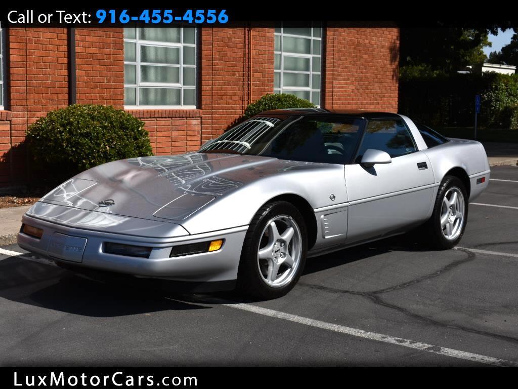 1996 Chevrolet Corvette 1LT Coupe Automatic