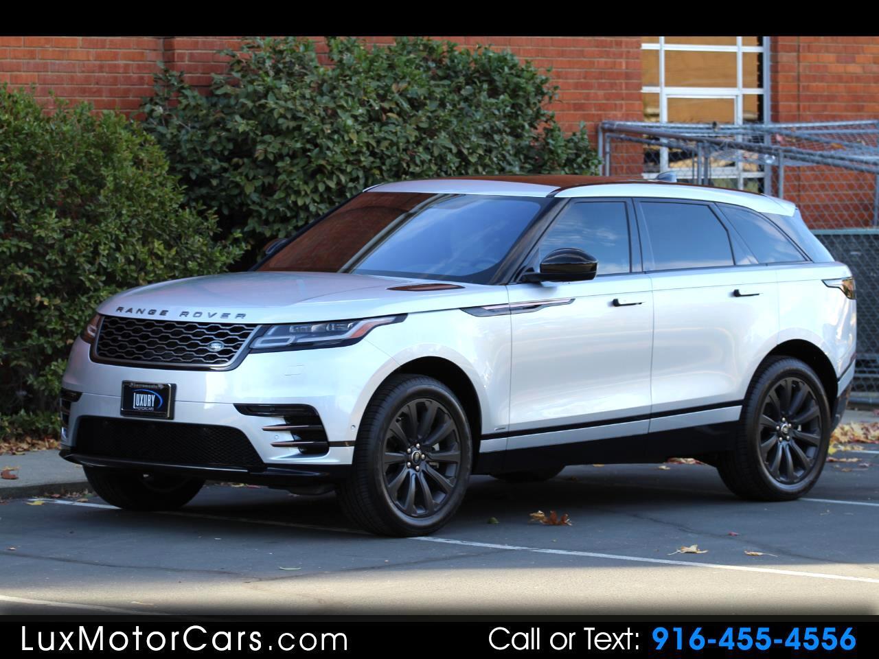 Used 2018 Land Rover Range Rover Velar For Sale In Sacramento Ca