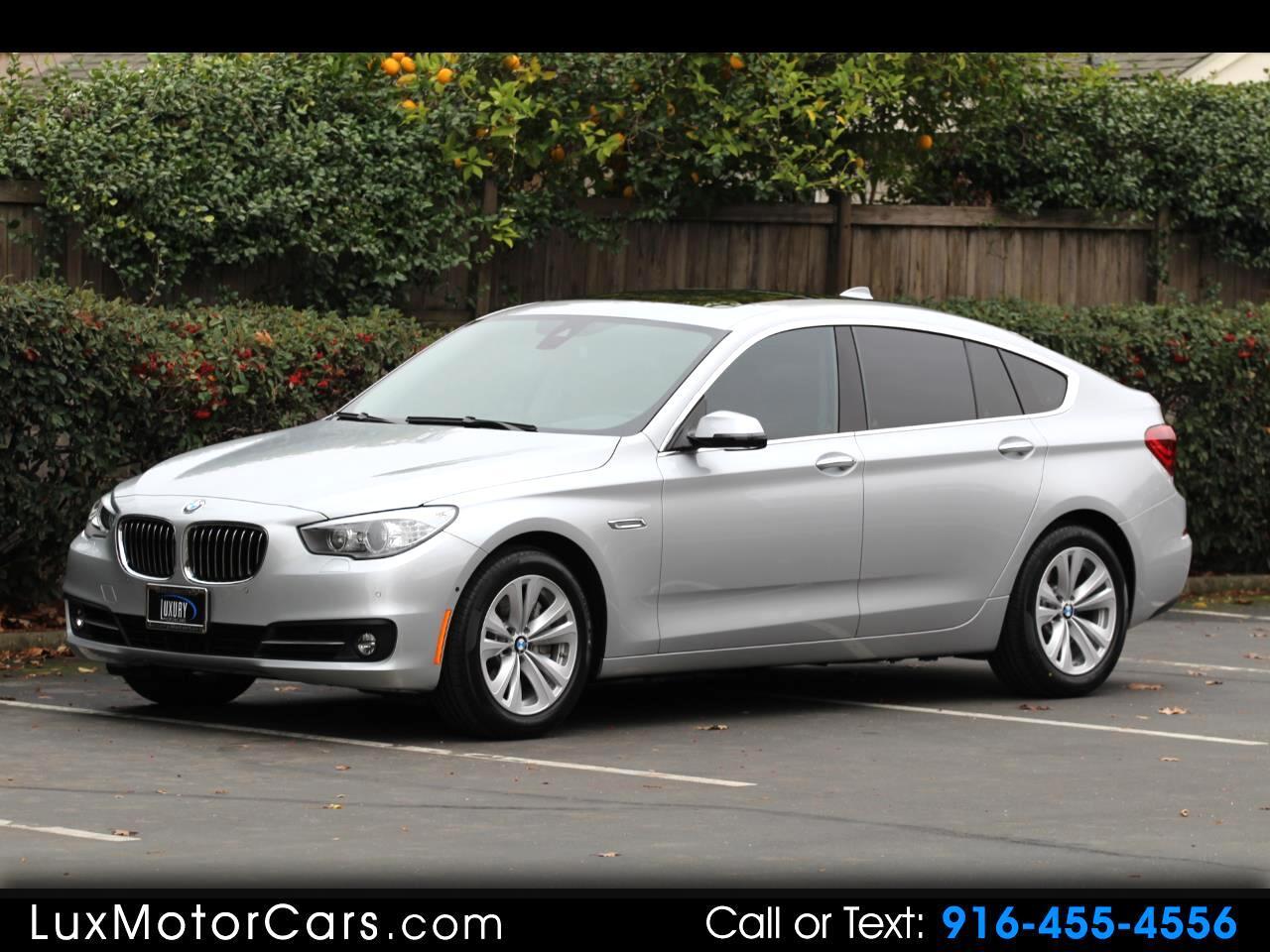 2015 BMW 5-Series Gran Turismo 535i