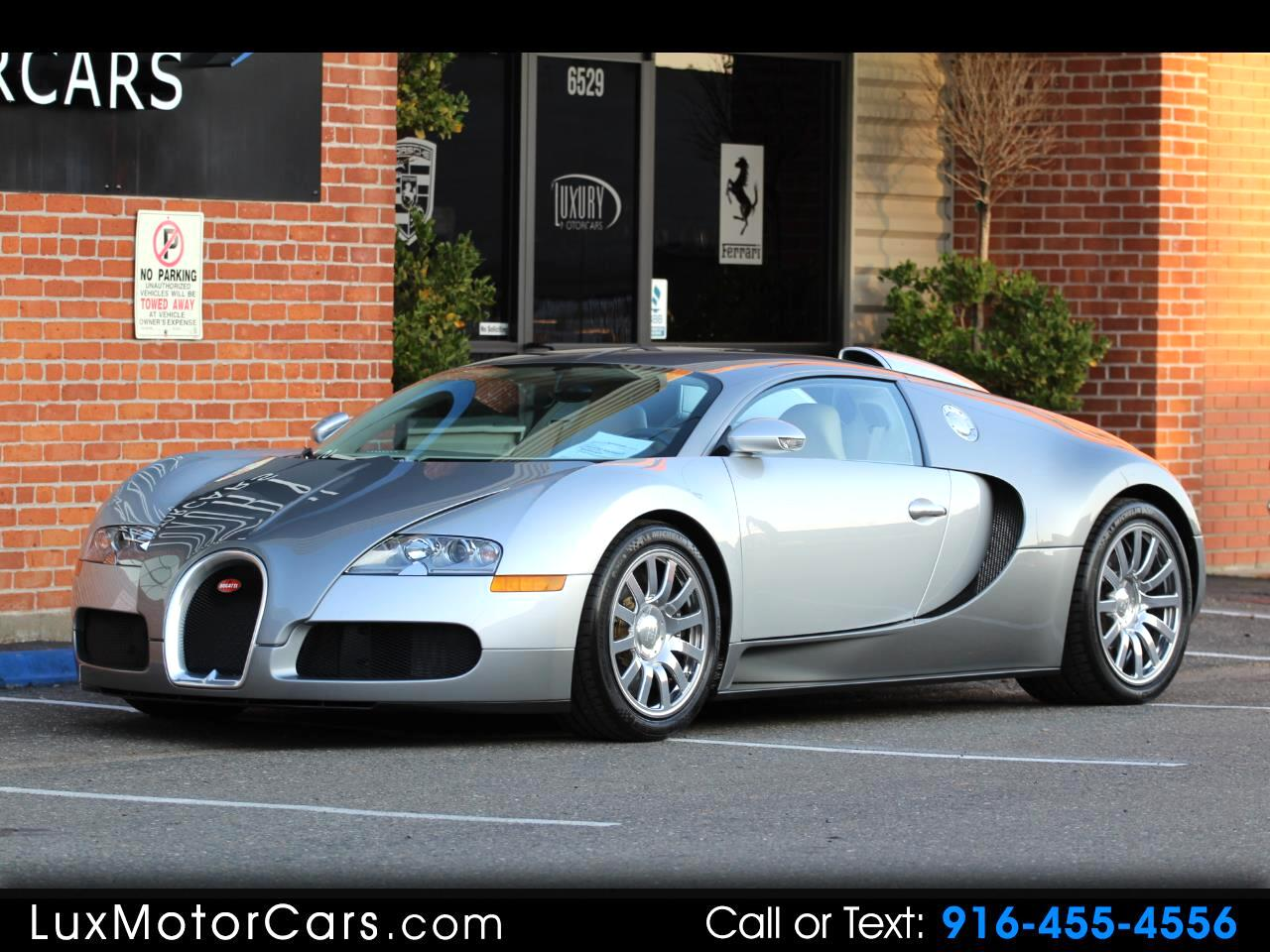 2008 Bugatti Veyron W16.4