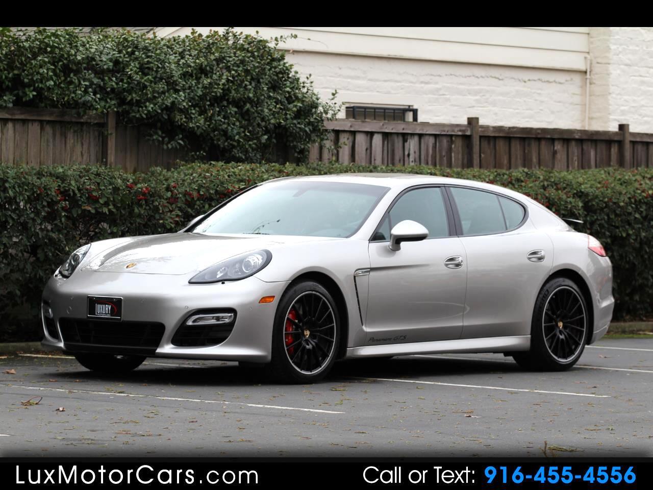 2013 Porsche Panamera 4dr HB GTS