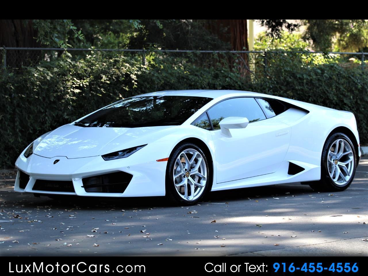 2017 Lamborghini Huracan LP580-2
