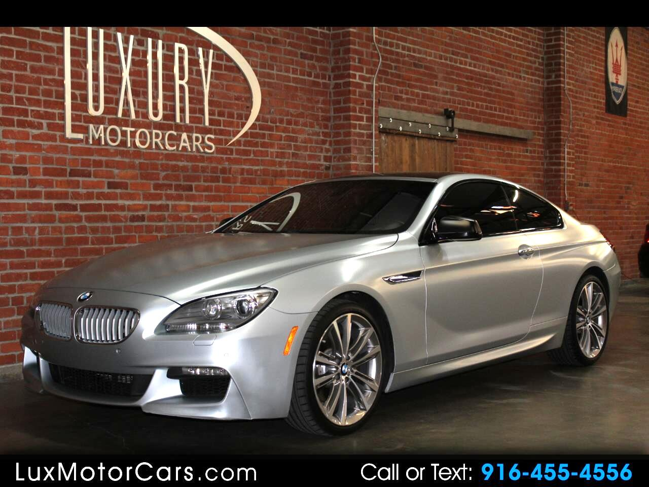 BMW 6-Series 650i Coupe 2013