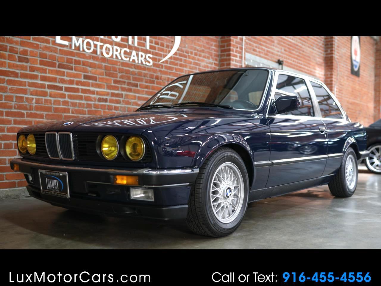BMW 323i  1984