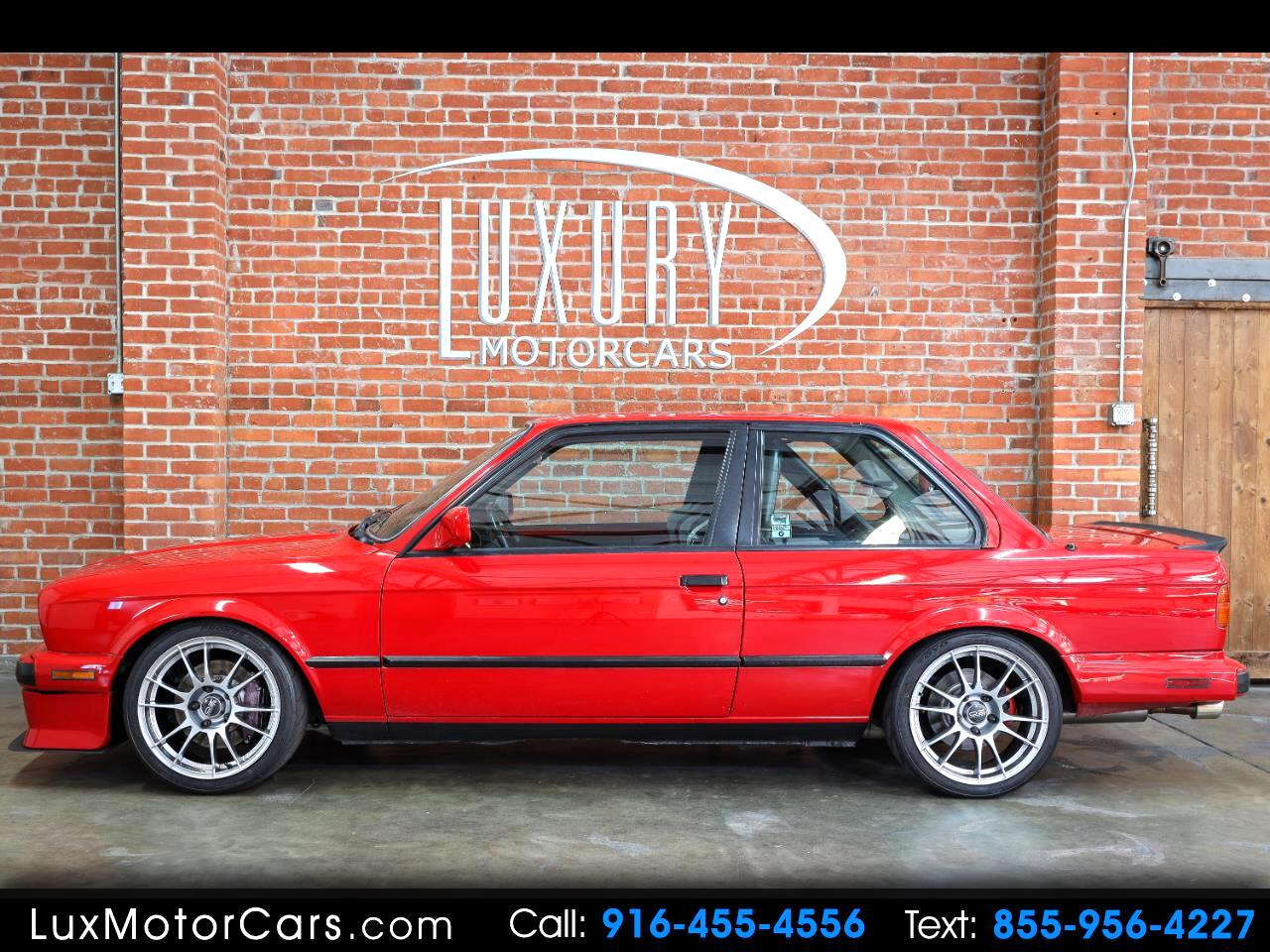 BMW 3-Series 325is 1987