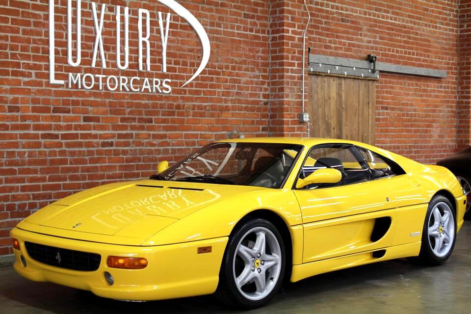 1998 Ferrari F355 Berlinetta F1