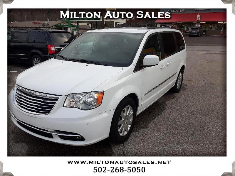 Chrysler Town & Country LWB 4dr Touring 2015