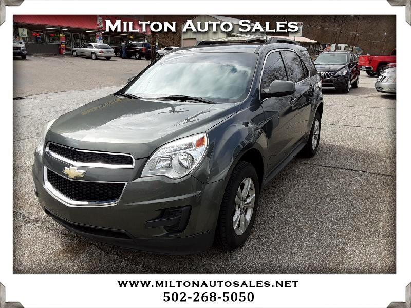 Chevrolet Equinox LT AWD Base 2013