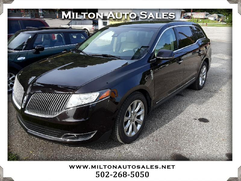 Lincoln MKT 3.5L with EcoBoost AWD 2013