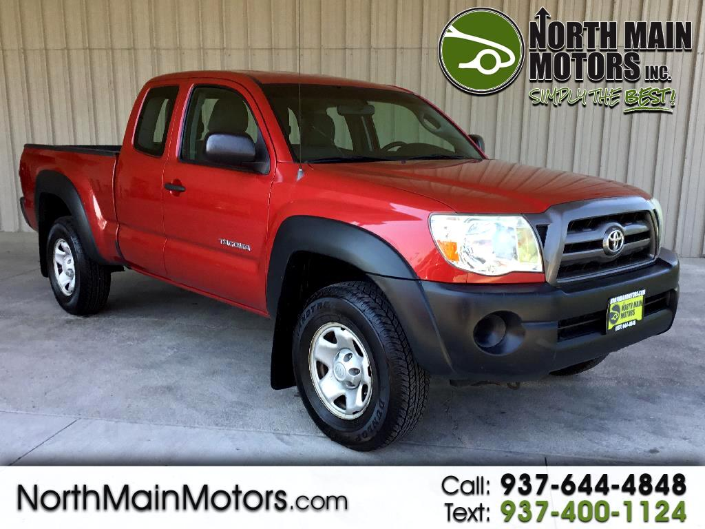 2009 Toyota Tacoma 2WD Access V6 AT PreRunner (Natl)