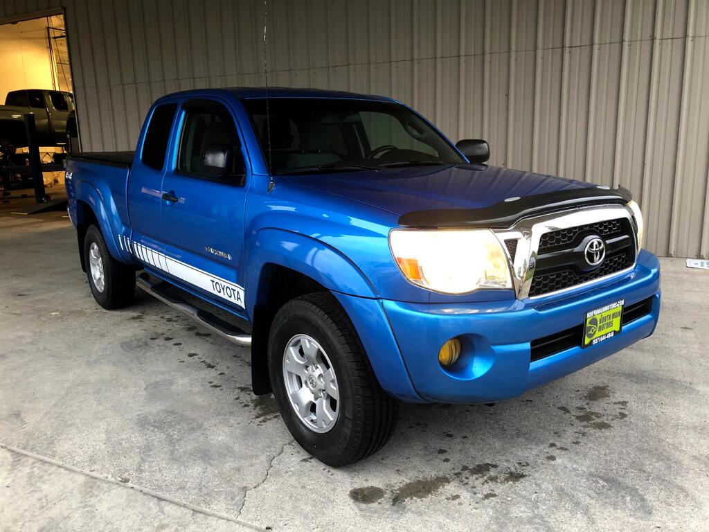 2011 Toyota Tacoma 4WD Access V6 MT (Natl)