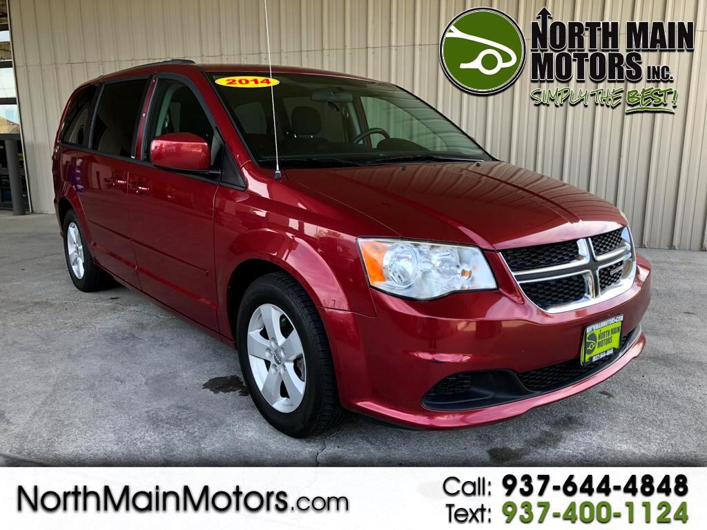Used Cars For Sale Marysville Oh 43040 North Main Motors 2014 Dodge Grand Caravan Engine 4dr Wgn Sxt