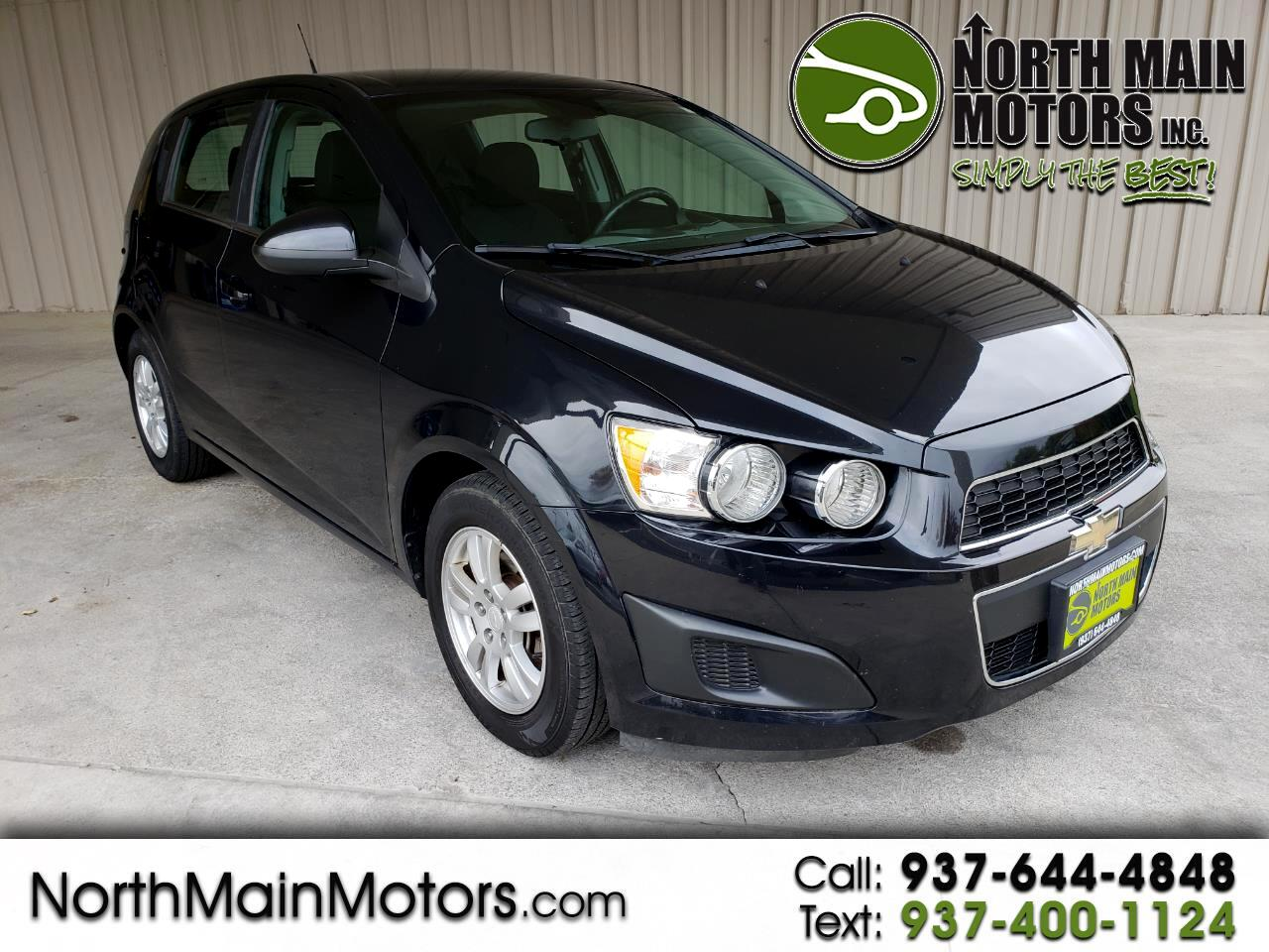 2013 Chevrolet Sonic 5dr HB Manual LT